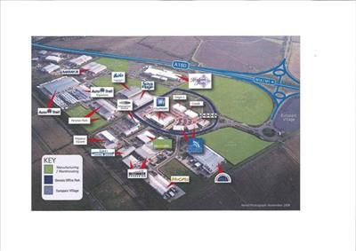 Thumbnail Industrial for sale in Grimsby, North East Lincolnshire