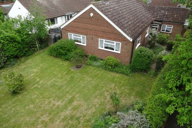 Thumbnail Detached bungalow for sale in Drayton Road, Bletchley, Milton Keynes