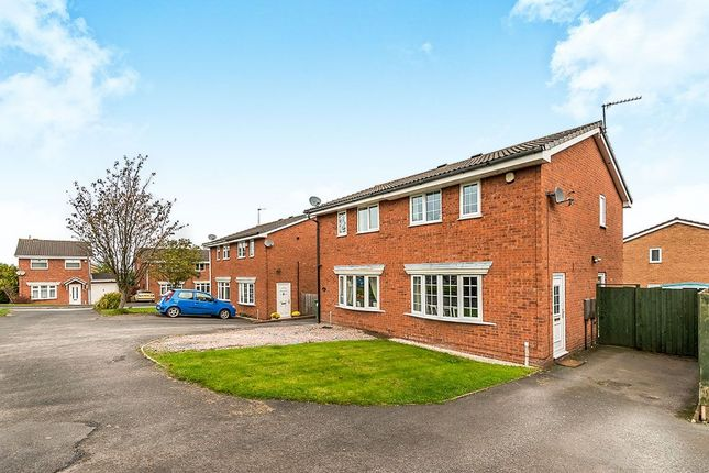 Thumbnail Semi-detached house for sale in Elder Close, Heath Hayes, Cannock