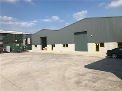 Thumbnail Industrial to let in Unit 108, Tenth Avenue, Deeside, Flintshire