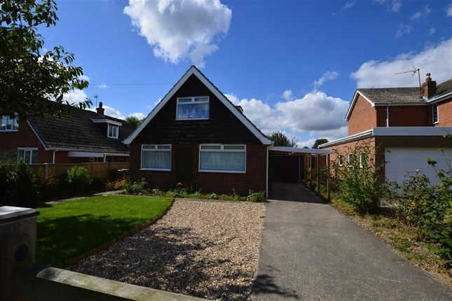Thumbnail Detached bungalow for sale in Ashcourt Drive, Hornsea, East Yorkshire