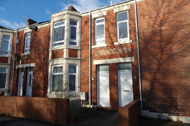 2 bed terraced house for sale in Holly Avenue, Wallsend NE28