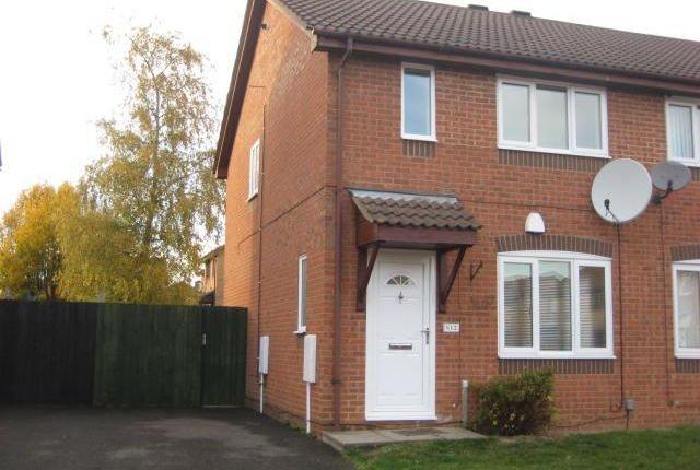 Thumbnail Semi-detached house to rent in Ambleside Close, Wellingborough