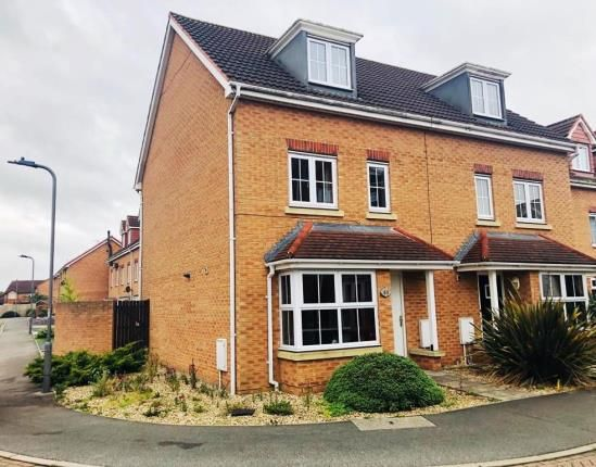 Thumbnail Semi-detached house for sale in Ainderby Gardens, Nortahallerton