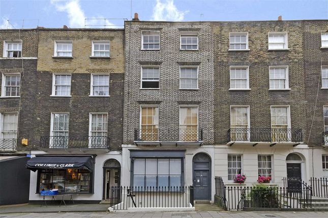 Thumbnail Flat for sale in Leigh Street, London
