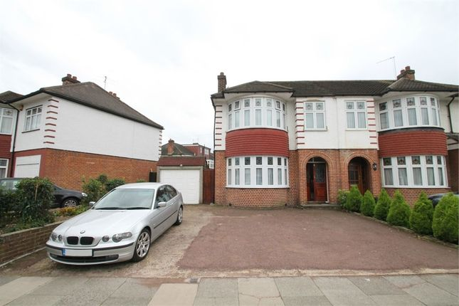 3 bed semi-detached house for sale in Farm Road, London