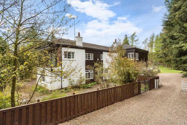 Thumbnail Detached house for sale in Woodcroft, Lamancha, West Linton