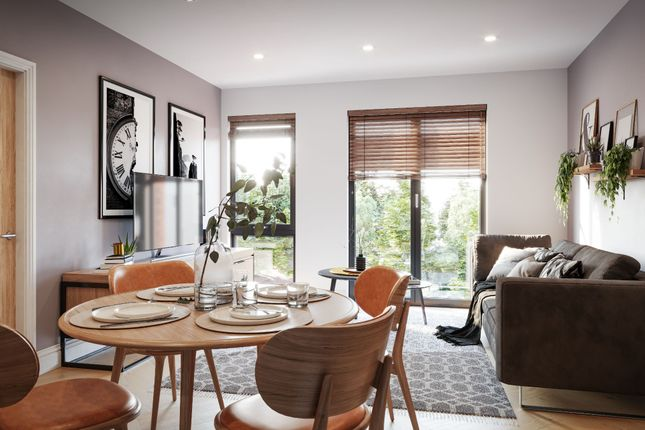 1 bed flat for sale in Burley Road, Burley, Leeds LS4