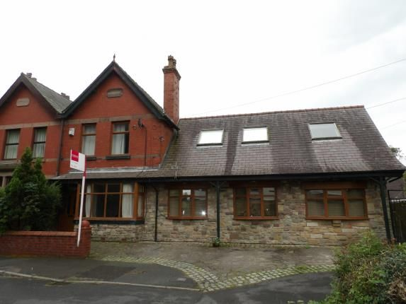 Thumbnail Semi-detached house for sale in Darlington Street, Coppull, Chorley, Lancashire