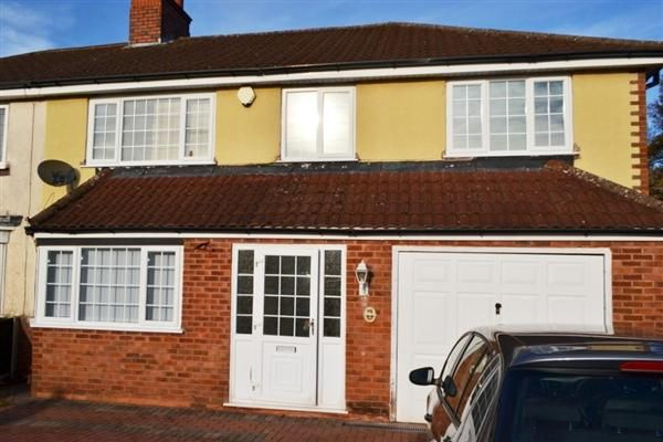 Thumbnail Shared accommodation to rent in New Cottages, Springhill Lane, Wolverhampton