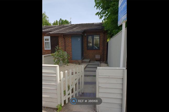 Thumbnail Bungalow to rent in Riverview Park, London