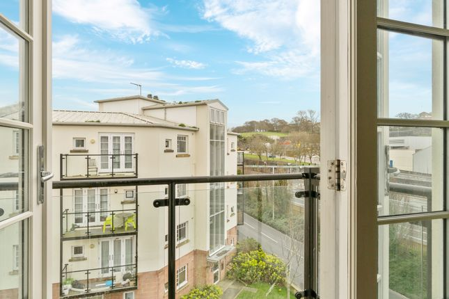 Balcony View of Pottery Road, Plymouth PL1