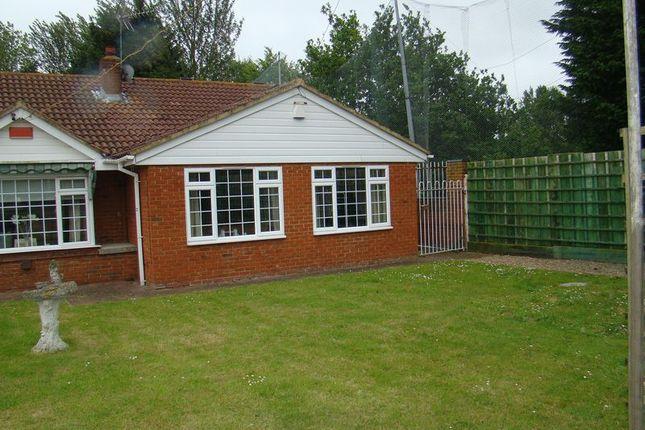 Thumbnail Bungalow to rent in Beckenham Park, Otterham Quay Lane, Rainham, Gillingham