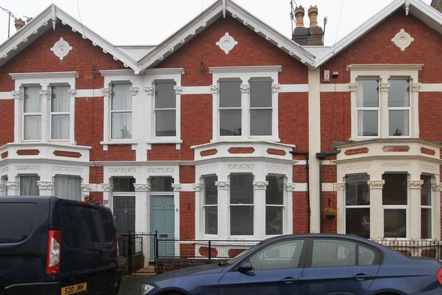 Thumbnail Terraced house to rent in Rockleaze Road, Bristol