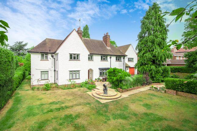 Thumbnail Detached house for sale in Earle Drive, Parkgate, Neston