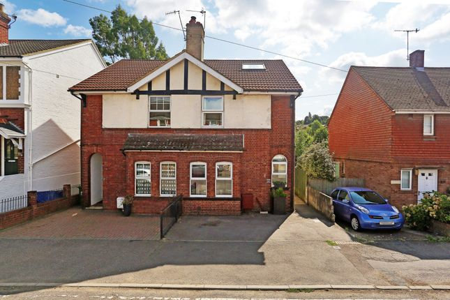 Thumbnail Semi-detached house for sale in Clifton Road, Tunbridge Wells