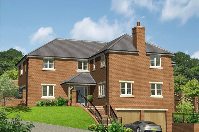 Thumbnail Detached house for sale in Hightown Place, Banbury, Oxfordshire