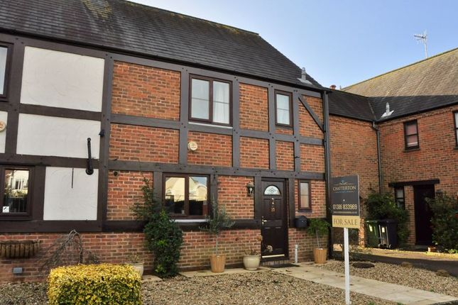 Thumbnail Semi-detached house for sale in The Lankets, Badsey, Evesham