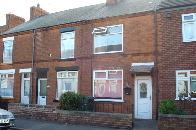 Thumbnail Terraced house to rent in Victoria Street, Thurcroft