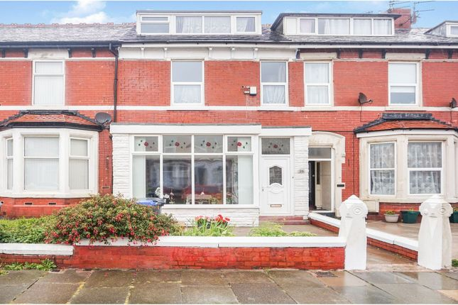 Thumbnail Terraced house for sale in 26 Shaftesbury Avenue, Blackpool