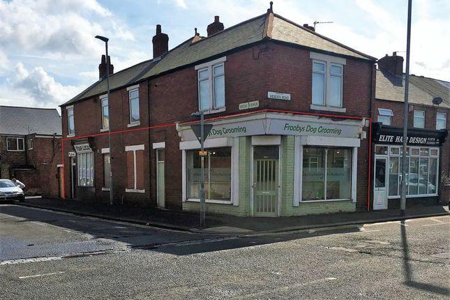 Thumbnail Commercial property for sale in Milburn Road, Ashington