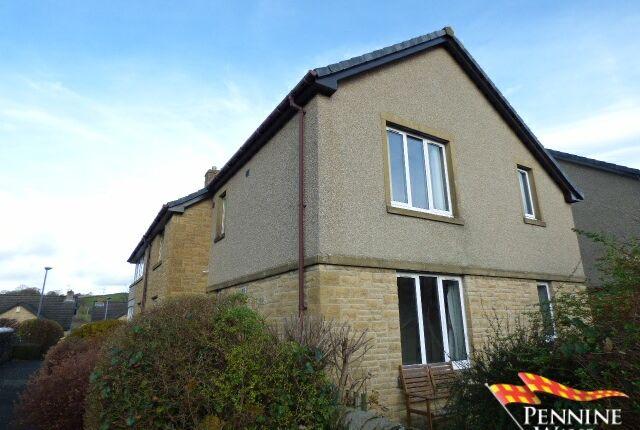 2 bed flat for sale in Fairfield Park, Haltwhistle, Northumberland NE49