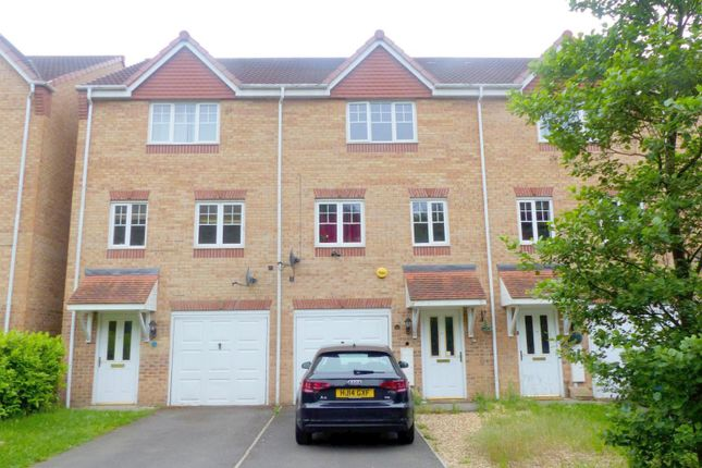Thumbnail Property to rent in Cairngorm Drive, Berry Hill, Mansfield