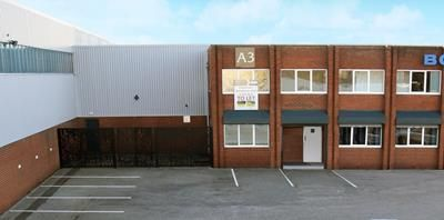 Thumbnail Light industrial to let in Unit A3, Willenhall Trading Estate, Willenhall