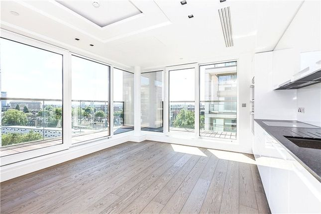 Thumbnail Flat for sale in Charles House, 375 Kensington High Street, London