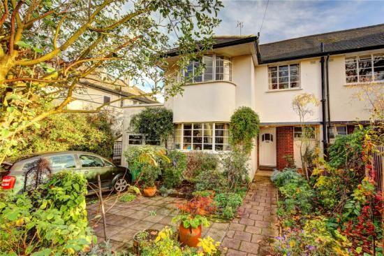 Thumbnail Semi-detached house for sale in Beresford Avenue, Twickenham