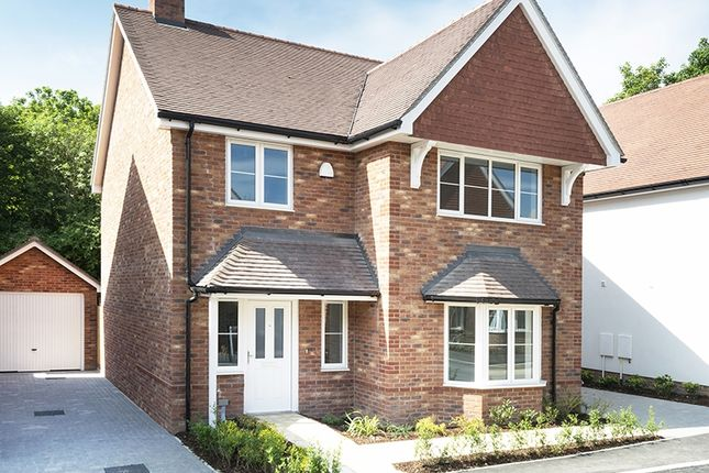 Thumbnail Detached house for sale in Knockhall Road, Greenhithe