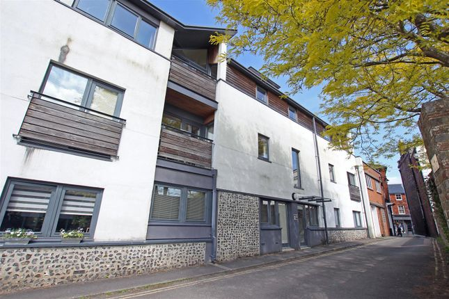 Thumbnail Flat to rent in Walwers Lane, Lewes