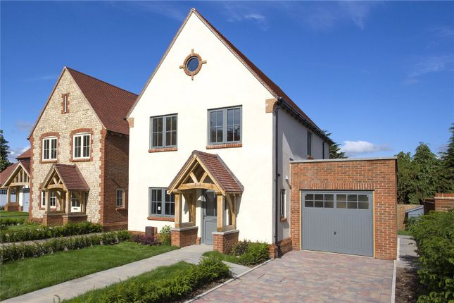 Thumbnail Link-detached house for sale in Salterns Reach, Prinsted, Emsworth, Hampshire