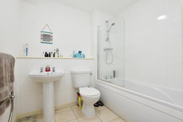 Bathroom of City Wharf, 1 Nursery Street, Sheffield, South Yorkshire S3