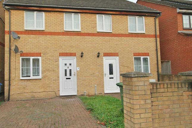 Thumbnail Semi-detached house to rent in Barforth Road, London