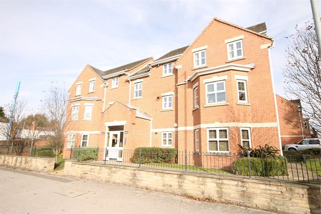 Thumbnail Flat for sale in Limestone Rise, Mansfield, Nottinghamshire