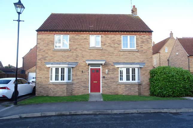 Thumbnail Detached house to rent in Leicester Crescent, Worksop