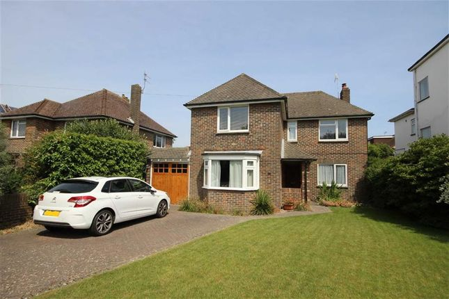 Thumbnail Detached house for sale in Robson Road, Goring-By-Sea, West Sussex