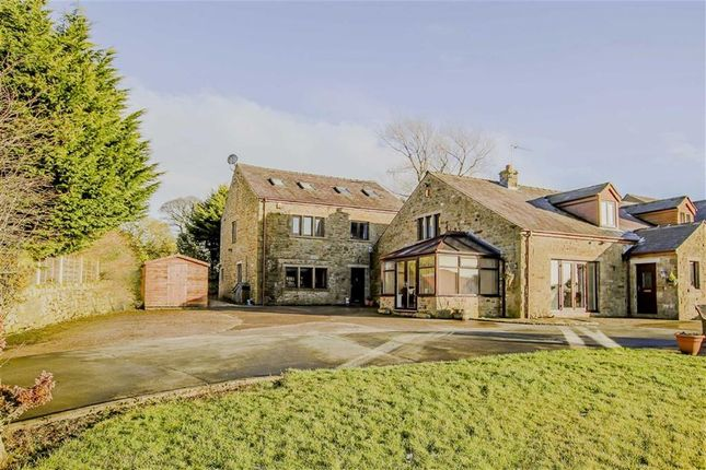 Thumbnail Barn conversion for sale in Ribchester Road, Clayton Le Dale, Blackburn