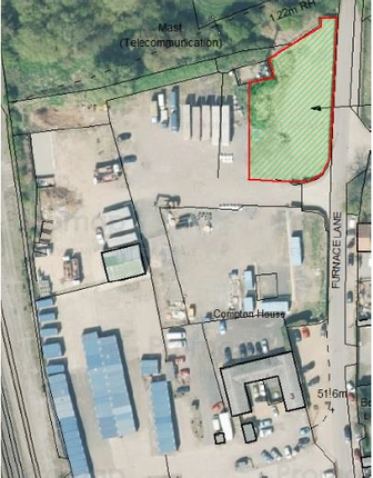 Thumbnail Land to let in Furnace Lane Business Park, Finedon