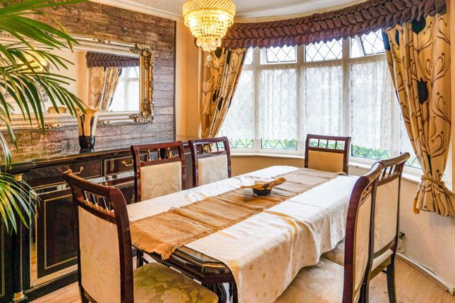 Dining Room of Blackburn Avenue, Claregate, Wolverhampton WV6