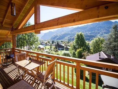 Thumbnail Apartment for sale in Samoens, Haute-Savoie, France