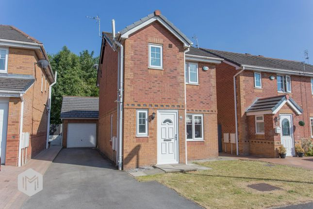 Thumbnail Detached house for sale in Hemfield Close, Ince, Wigan