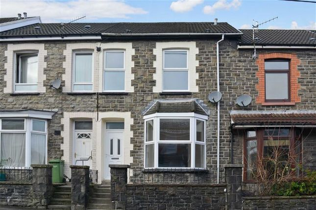 Thumbnail Terraced house for sale in Brynmair Road, Aberdare, Rhondda Cynon Taff