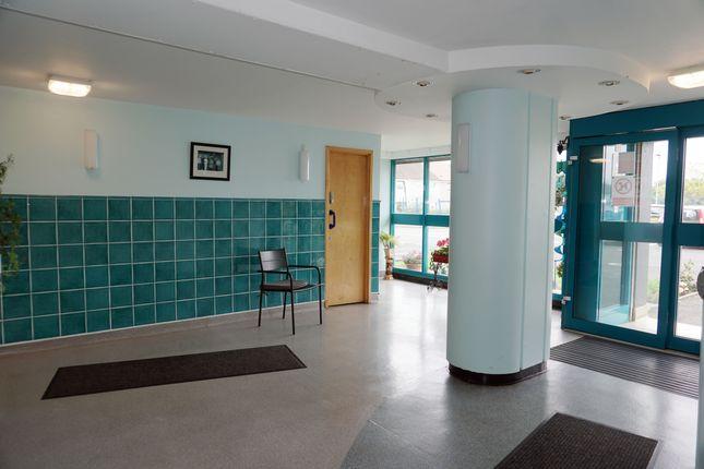 Foyer of Dunlop Tower, Murray, East Kilbride G75