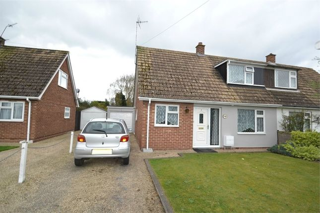 Thumbnail Semi-detached house for sale in Vine Drive, Wivenhoe, Colchester, Essex