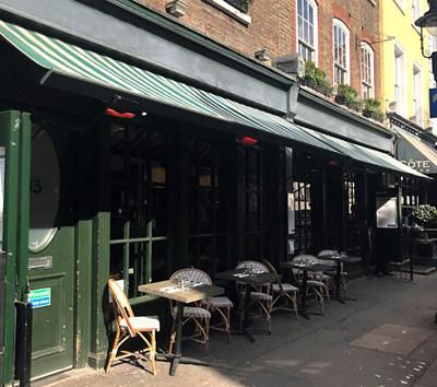Thumbnail Restaurant/cafe to let in 13-15 Tavistock Street, London