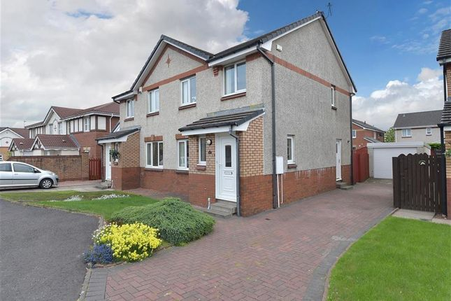 3 Bed Semi Detached House For Sale In King George Park Avenue Renfrew