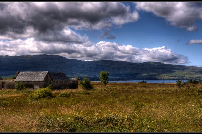 Thumbnail Land for sale in Rowanbank Steading, Lochaline