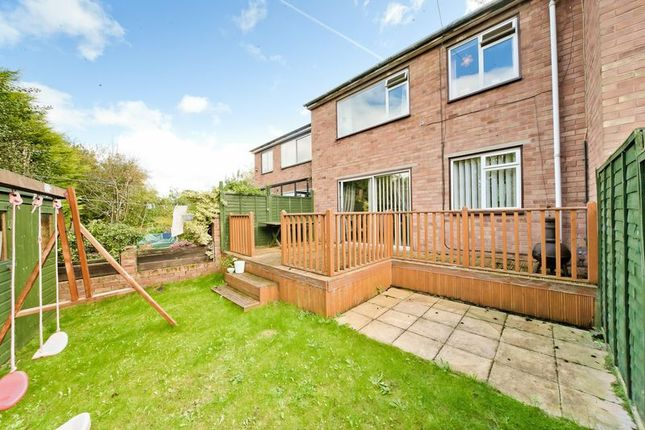 Thumbnail Terraced house to rent in Cobwell Road, Broseley Wood, Broseley
